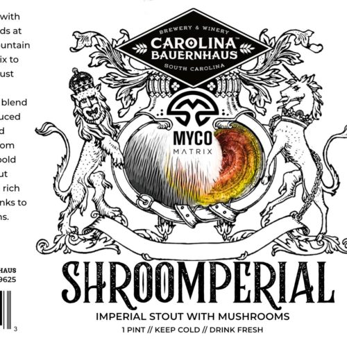 Shroomperial Stout