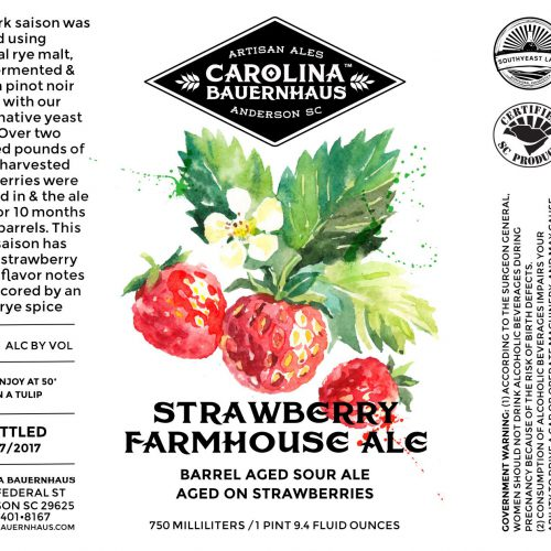 Strawberry Farmhouse
