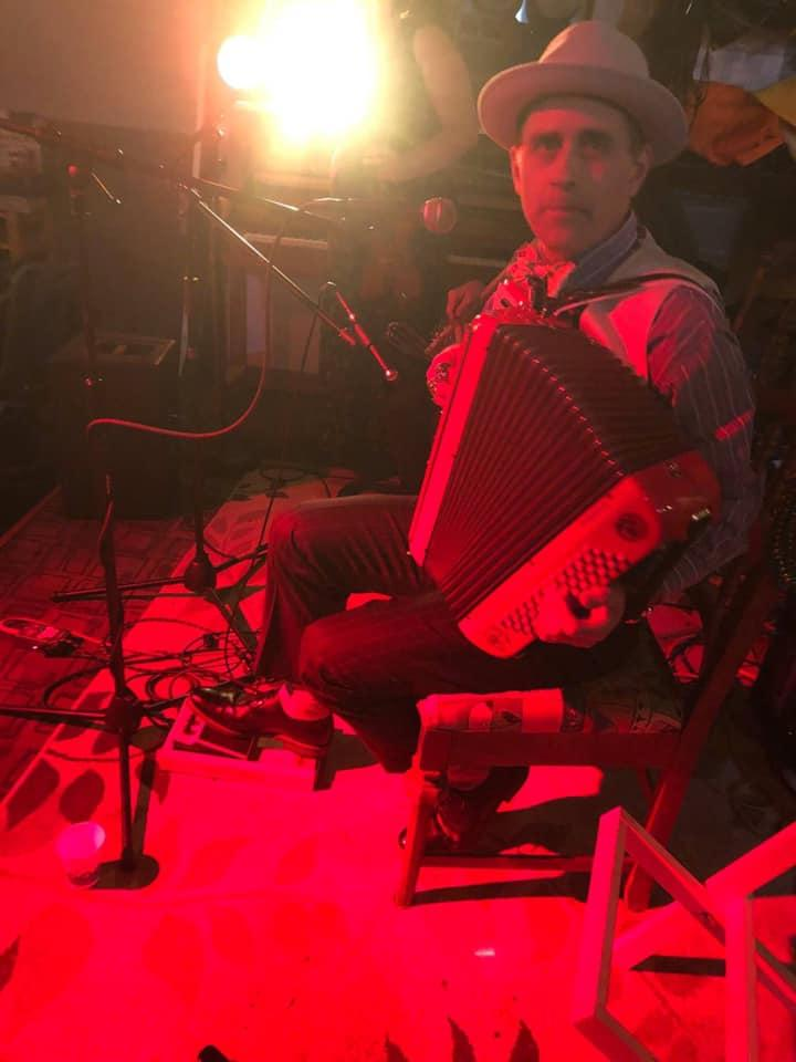 David Donar Zydeco Valentine's Day