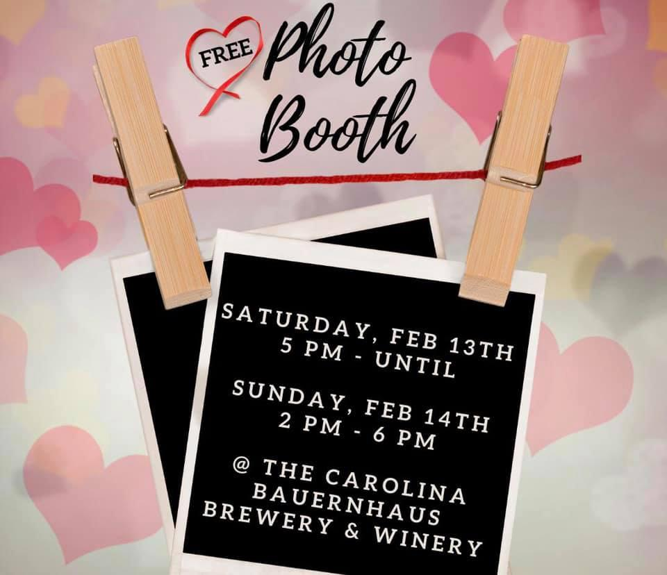 Valentines Photo Booth